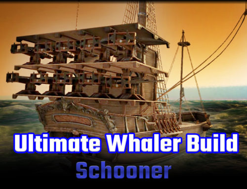 Atlas Ultimate Whaler Schooner Build