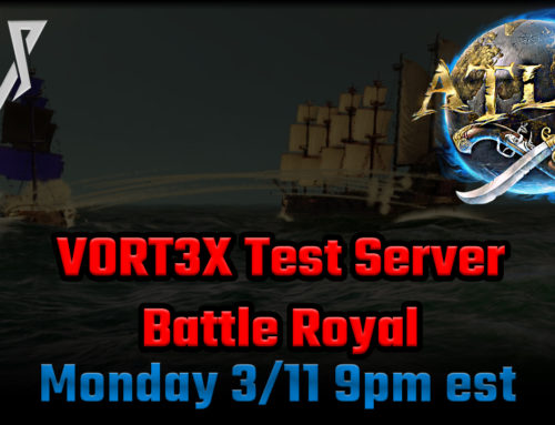 Atlas Test Server Battle Royal