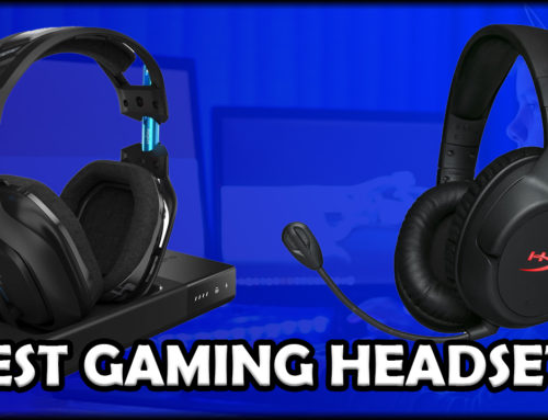 Best PC Gaming Headsets 2019