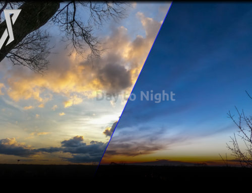 Day to Night Timelapse Editing Tips