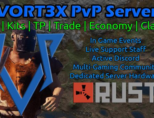 New Rust Server | Free VIP